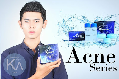 Banner paket acne cream beautysky
