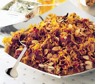 chicken biryani with raita recipe
