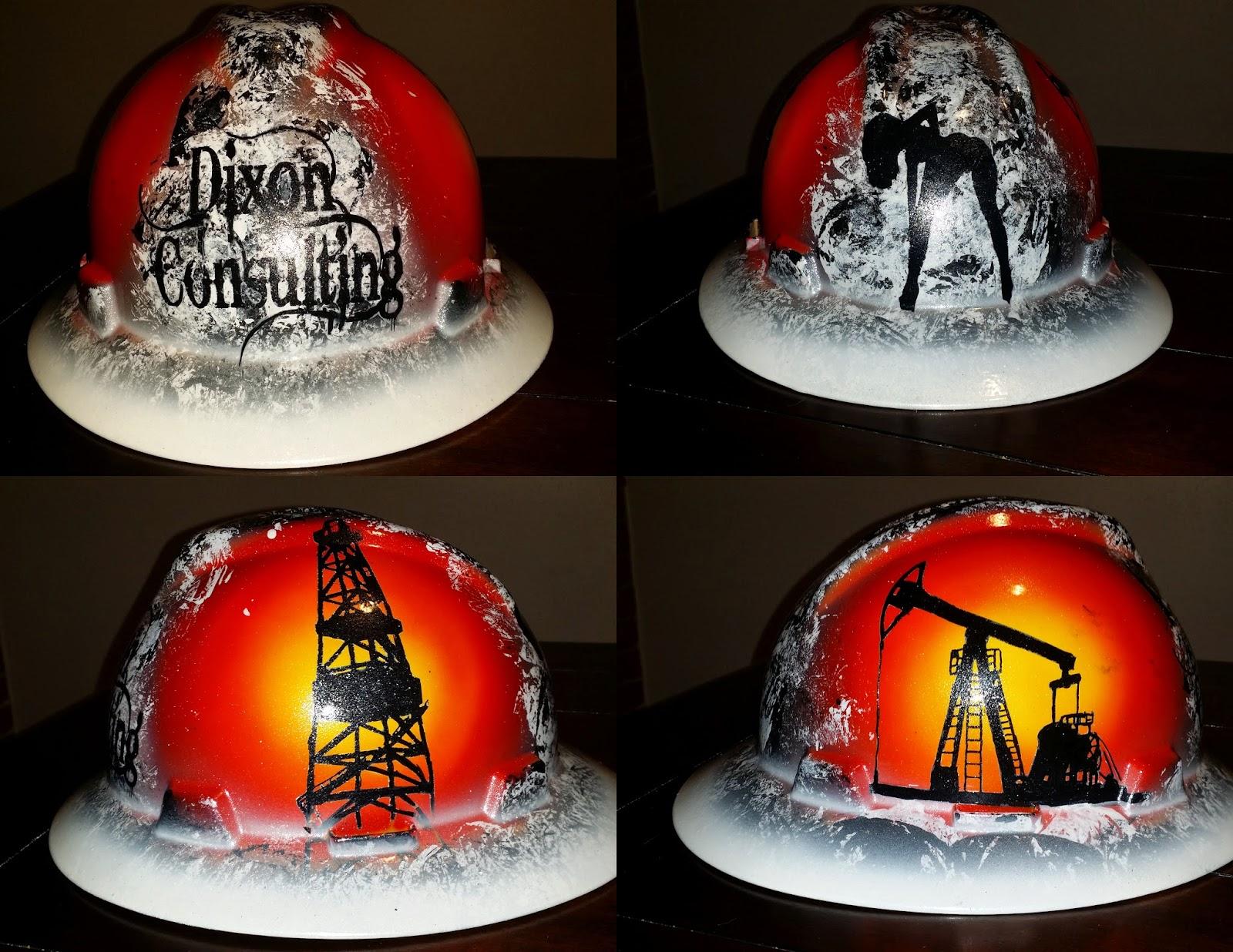 Zimmer Designz Custom Paint Most Recent Hard Hats