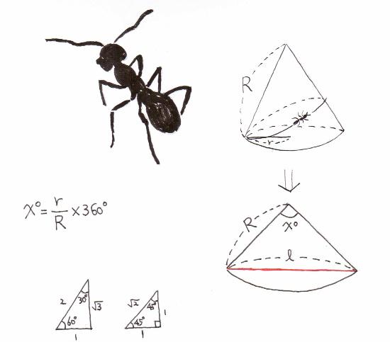 Picasso Math (Math exorcist): Ant Math