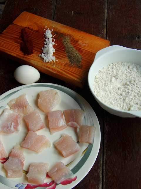 battered fish, sauce for fish, cook fish, fish cooking, fried fish recipe