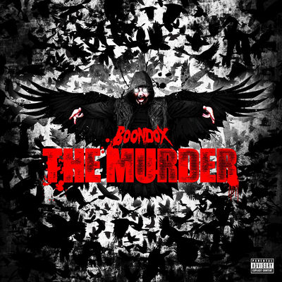 Boondox - The Murder - Album Download, Itunes Cover, Official Cover, Album CD Cover Art, Tracklist