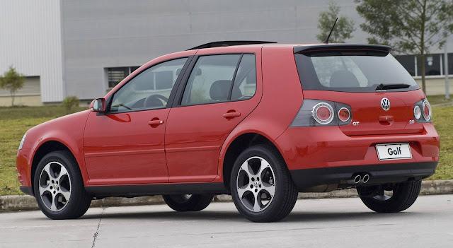 Volkswagen Golf GT 2009