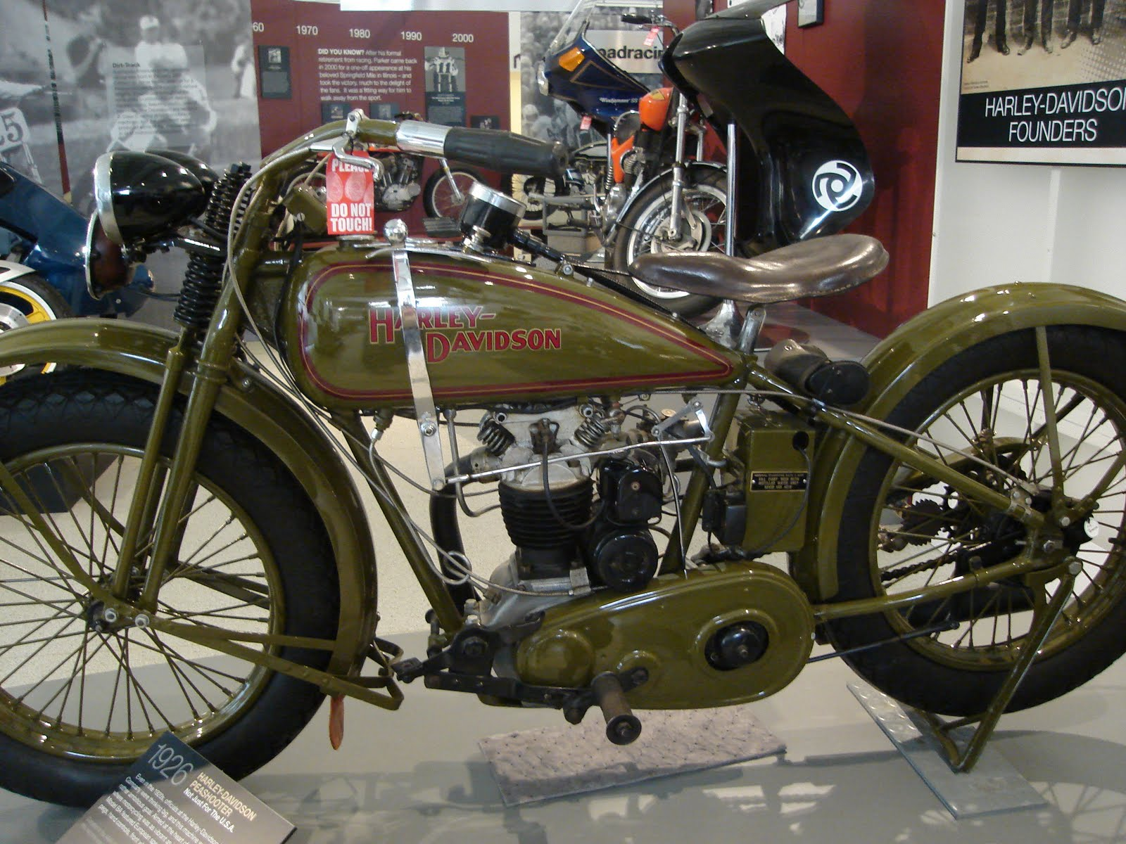 Fast Is Fast Pea Shooter Harleys: Adept Motors Group: Motorcycle Hall Of Fame Museum