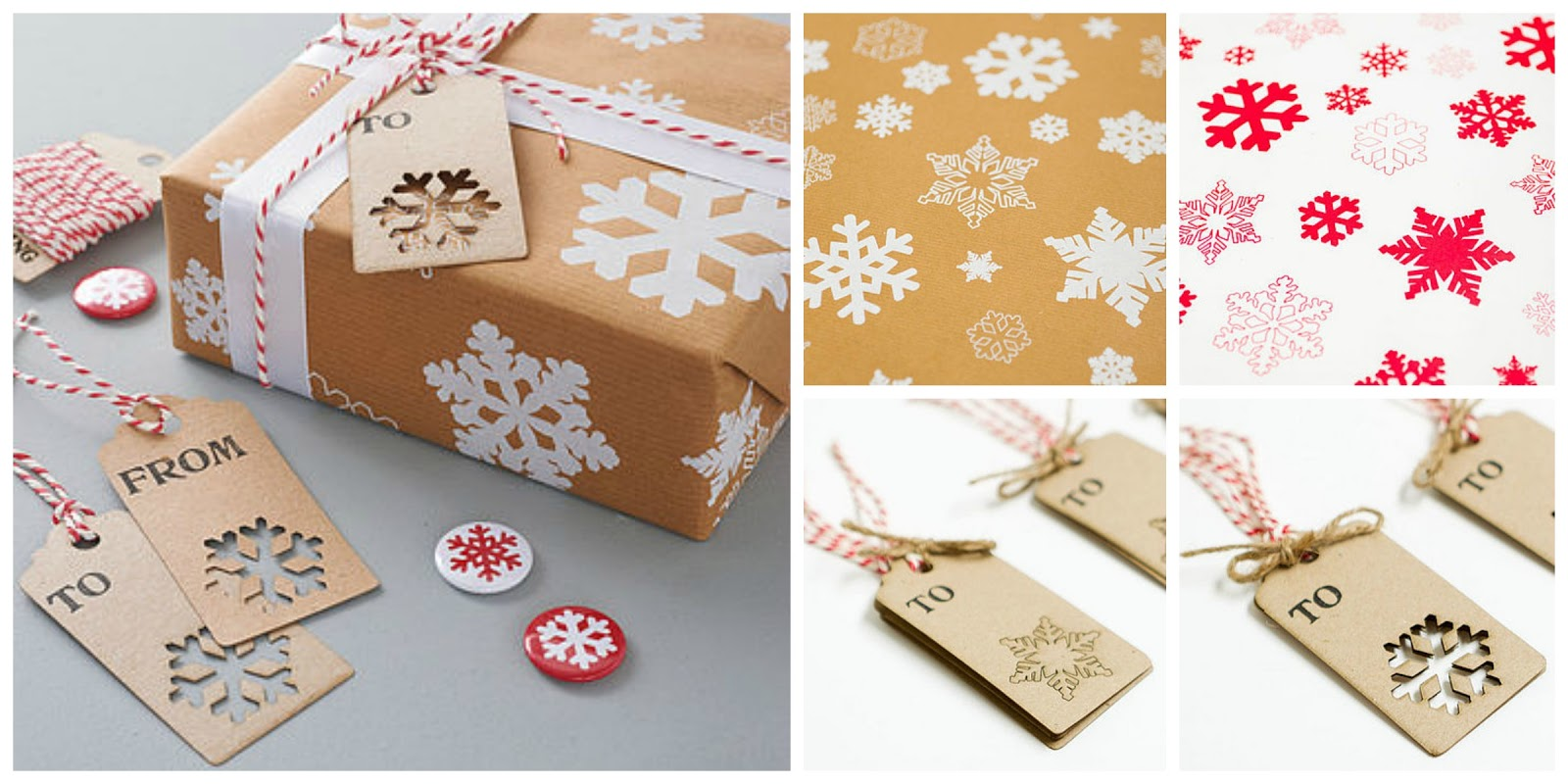 Top Color-Block By FelyM.: HOW TO WRAP CHRISTMAS PRESENTS? COME  KB47