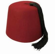 fez hat tassle