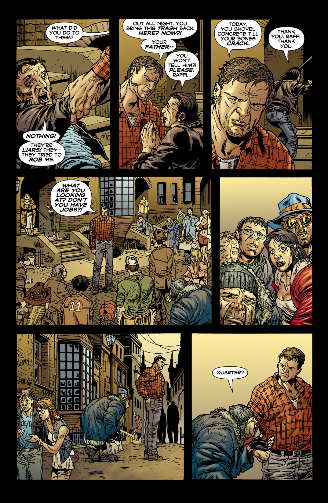 Detective Comics (1937) 807 Page 7