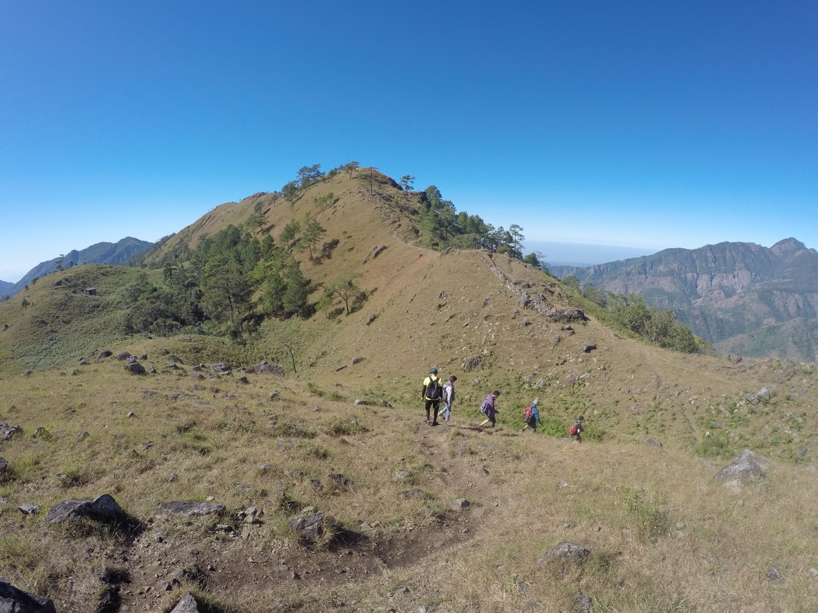 Journey to Mt. Ulap