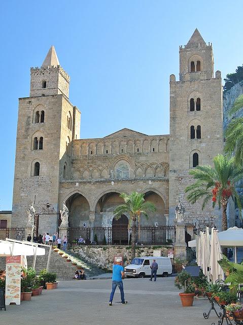 Katedra Cefalu, Sycylia, UNESCO