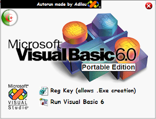 Visual Basic 6.0 Portable Download