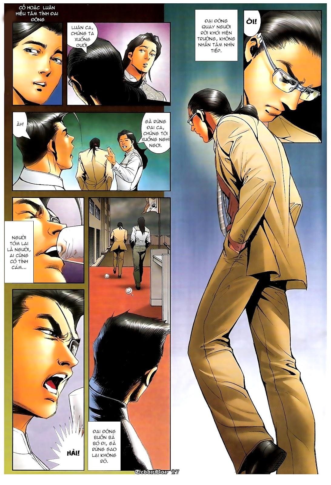 Người Trong Giang Hồ - Chapter 1227: Thái Tử Chung Cực Chiến - Pic 23