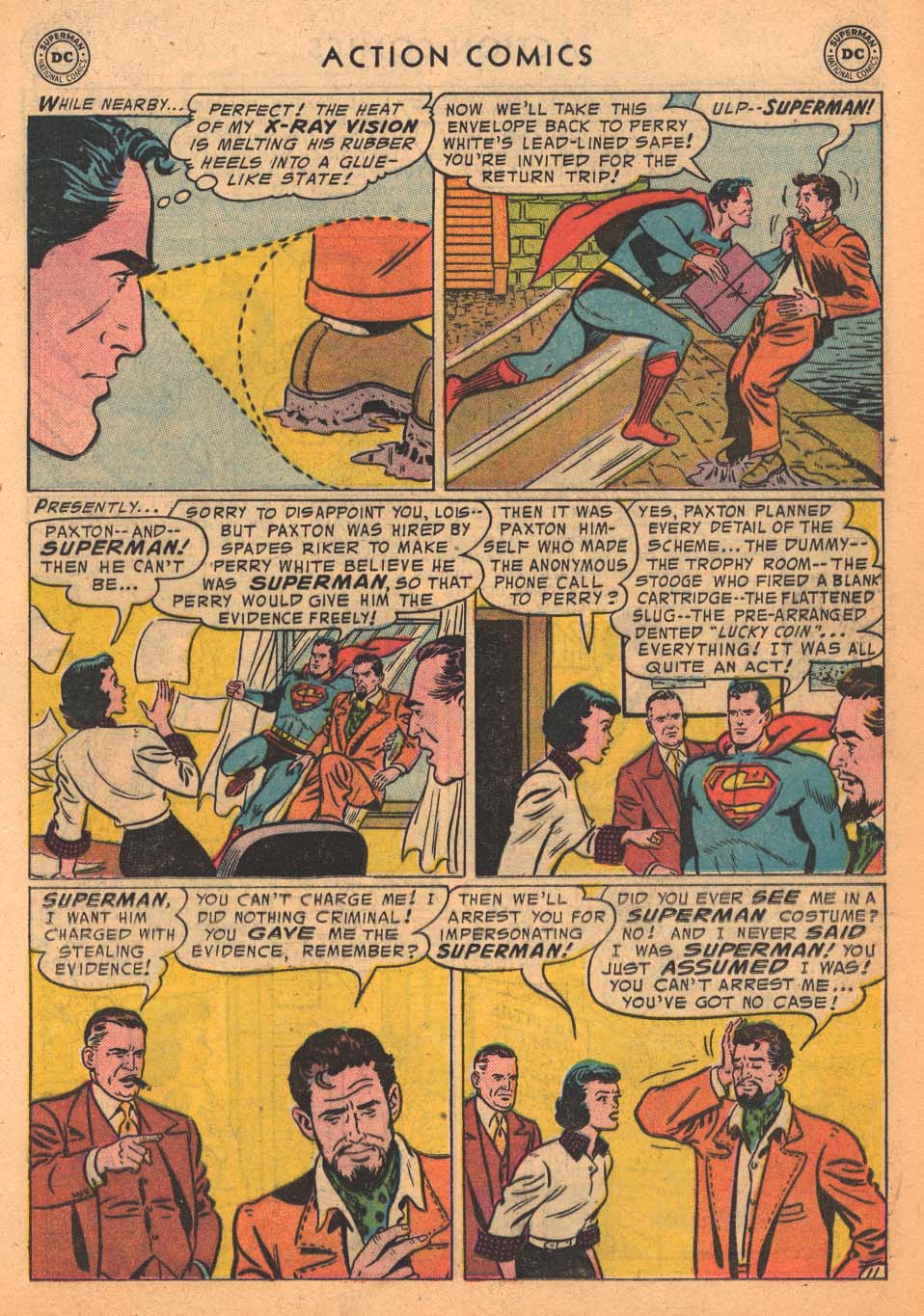 Action Comics (1938) 213 Page 12