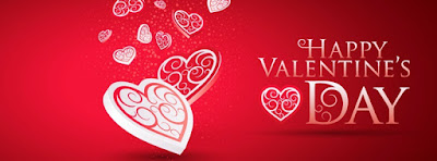 Cute Happy Valentines Day 2017 Cover Facebook Photos