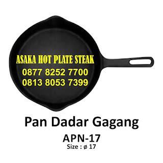 Hot plate APN - 17   , APN - 17 Pan Dadar Gagang., Hotplate gagang, hotplate bulat gagang, jual hot plate bulat, jual hotplate murah, grosir hot plate bulat, hotplate aneka kuliner terlengkap