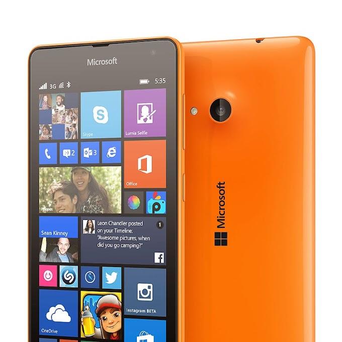 Lumia 535 Bright My Days!!!