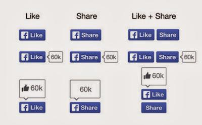 Facebook : de nouveaux boutons pour nos sites