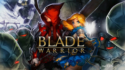 Blade warrior for android