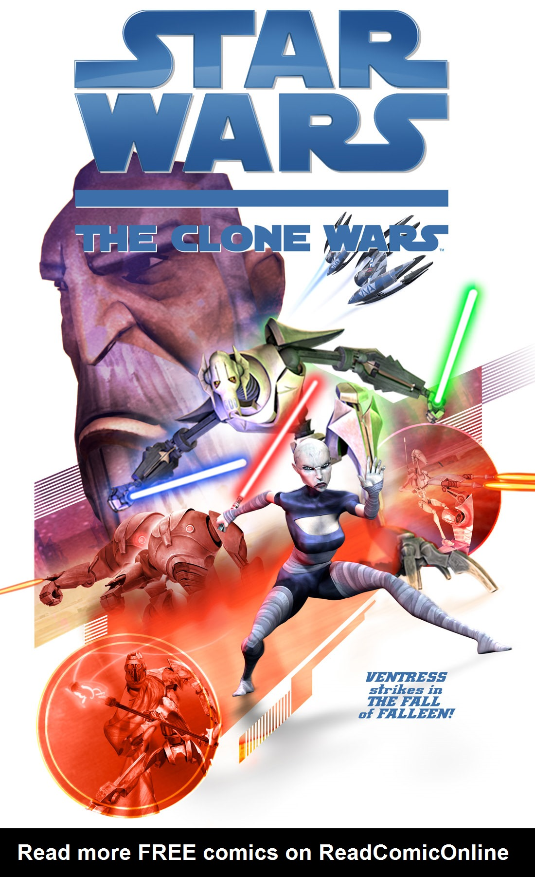 Read online Star Wars: Tales From The Clone Wars comic -  Issue # TPB - 38