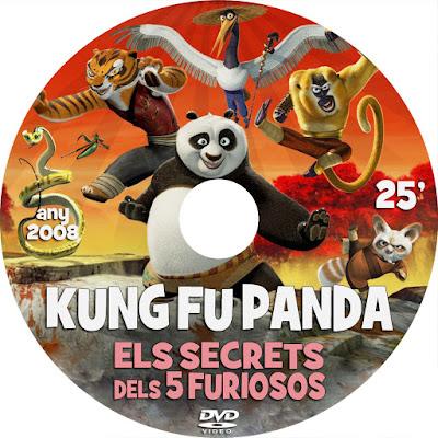 Kung Fu Panda - Els secrets dels 5 furiosos - [2008]