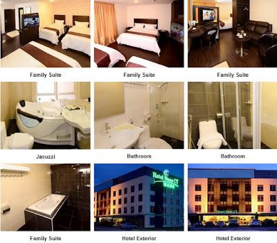 Hotel Nusa CT Johor