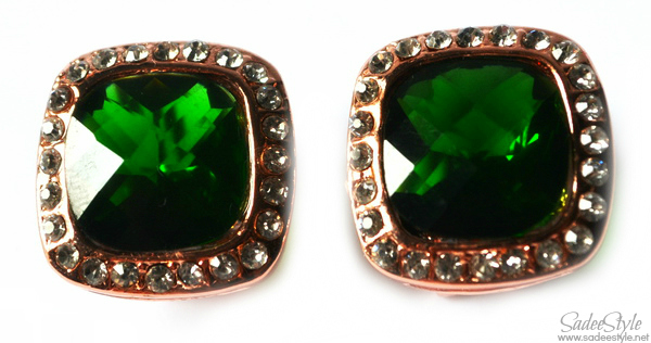 Emerald Icon Jewellery er rings
