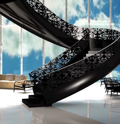 Creative and Modern Staircase Designs (15) 14