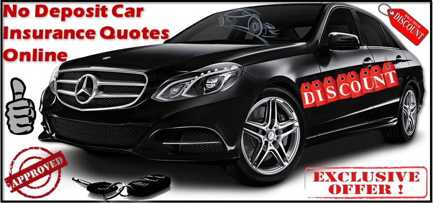 Cheap car insurance no deposit