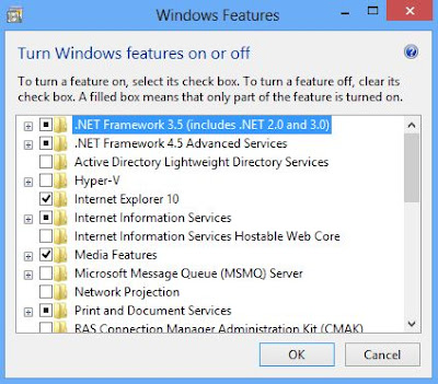 How to enable IIS in Windows 7, 8, 10 PC