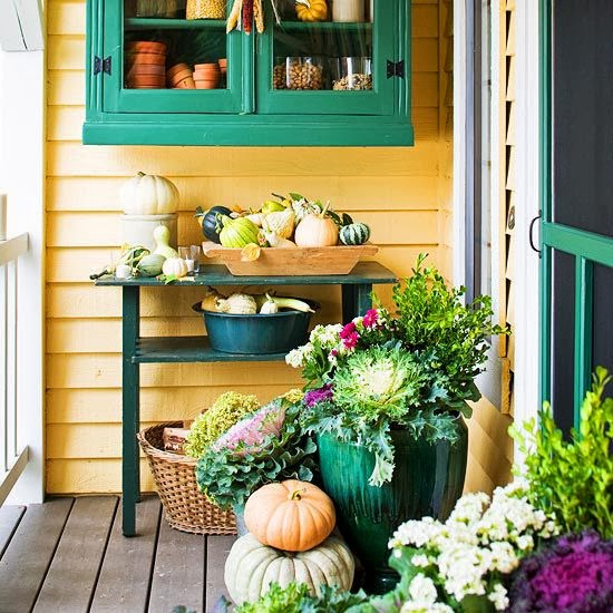 Hgtv Front Door Fall Decorations: 20 Amazing Fall Decor Ideas For The Home