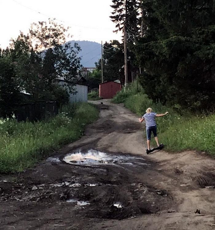 Это Россия Детка или Такое Возможно Только в России (45 фото)