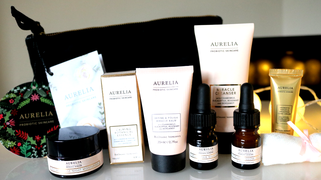 Aurelia Night Time Indulgence Collection