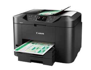 Canon MAXIFY MB2710 Driver and Manual Download