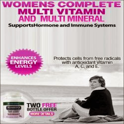 vitamin supplement for woman