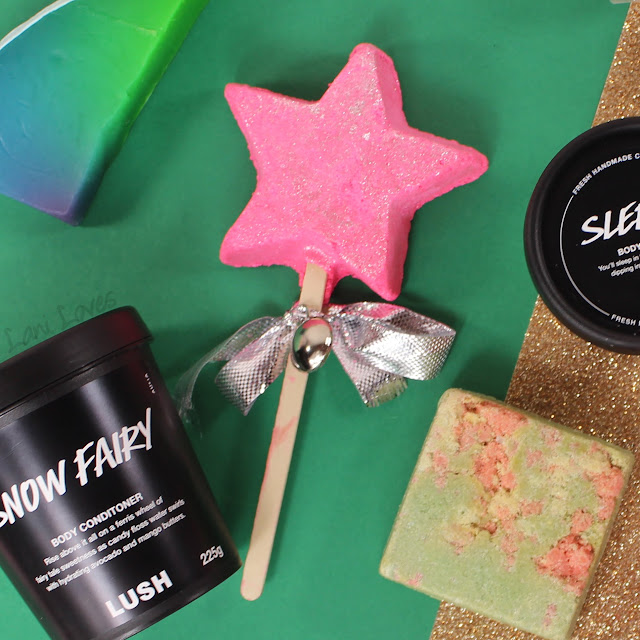 Snow Fairy Bubble Bar Wand review