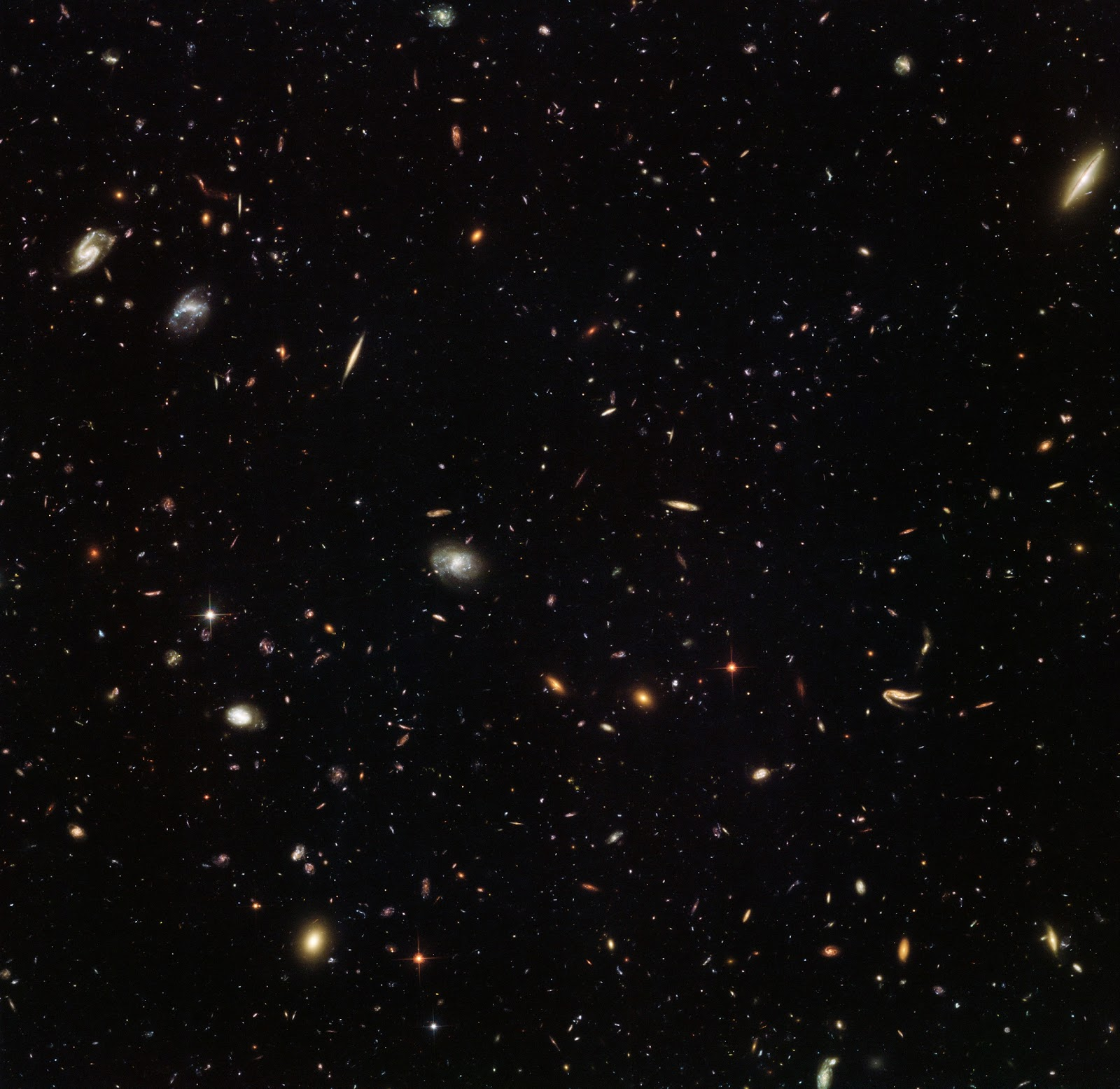 10 000 Galaxies | Earth Blog