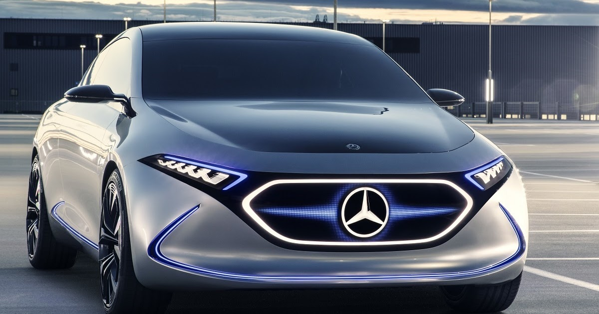 Mercedes benz concept eqa all electric and compact car for All electric mercedes benz