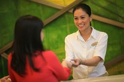 Contoh Surat Lamaran Penerima Tamu Hotel / Guest Relation Dalam Bahasa Inggris