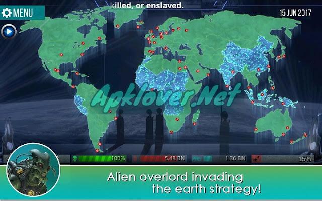 X-CORE Galactic Plague Pro MOD APK