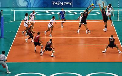 El juego del voleibol y el deporte como tal