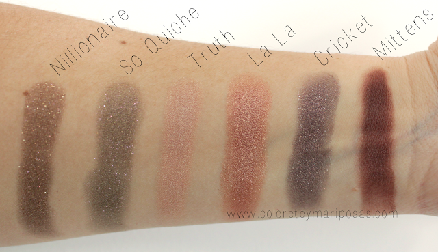 swatches colourpop