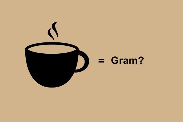 ukuran konversi cup ke gram