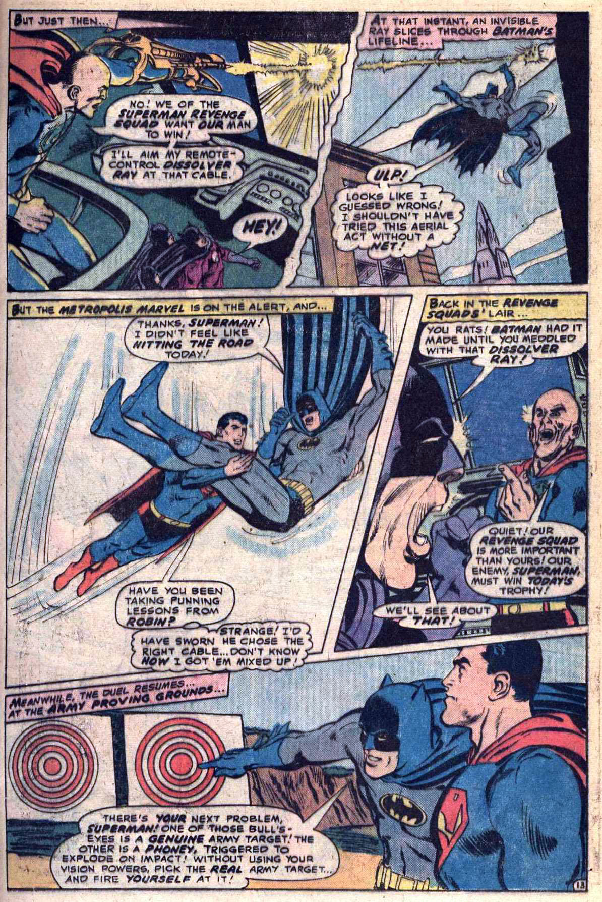 Read online World's Finest Comics comic -  Issue #175 - 18