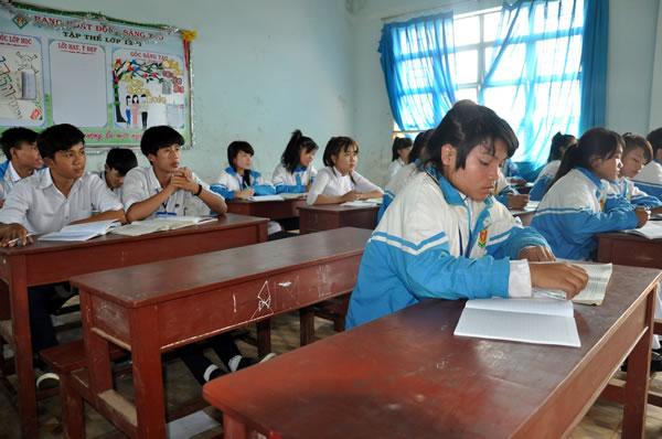 Gia Lai: Nhức nhối tình trạng học sinh bỏ học