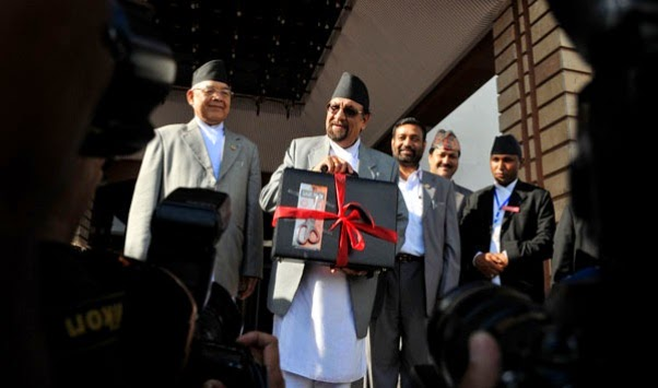 nepal government new budget 2071-2072