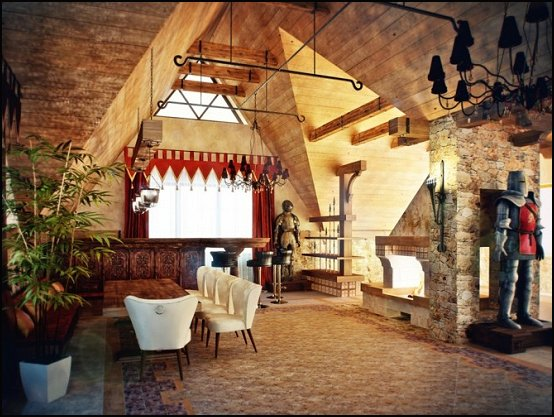 Decorating theme bedrooms - Maries Manor: Medieval Knights ...