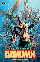 Hawkman Vol. 2 is out!