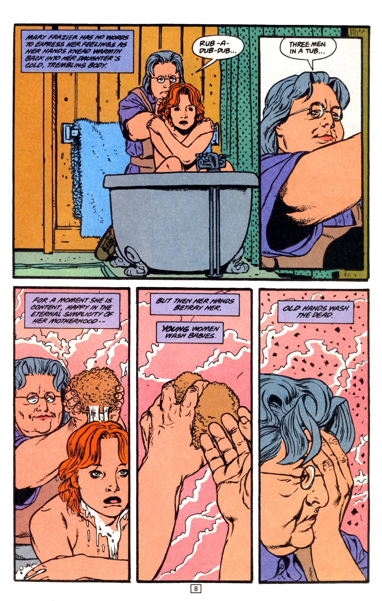 Read online Animal Man (1988) comic -  Issue #69 - 9