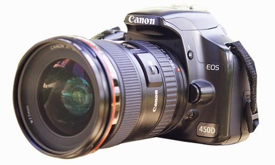 Harga Kamera Canon EOS 450D dan Spesifikasi Lengkap Baru