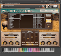 In Session Audio World Percussion Creator free download