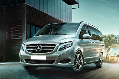 Mercedes Benz V-Class 2018 Review, Specs, Price